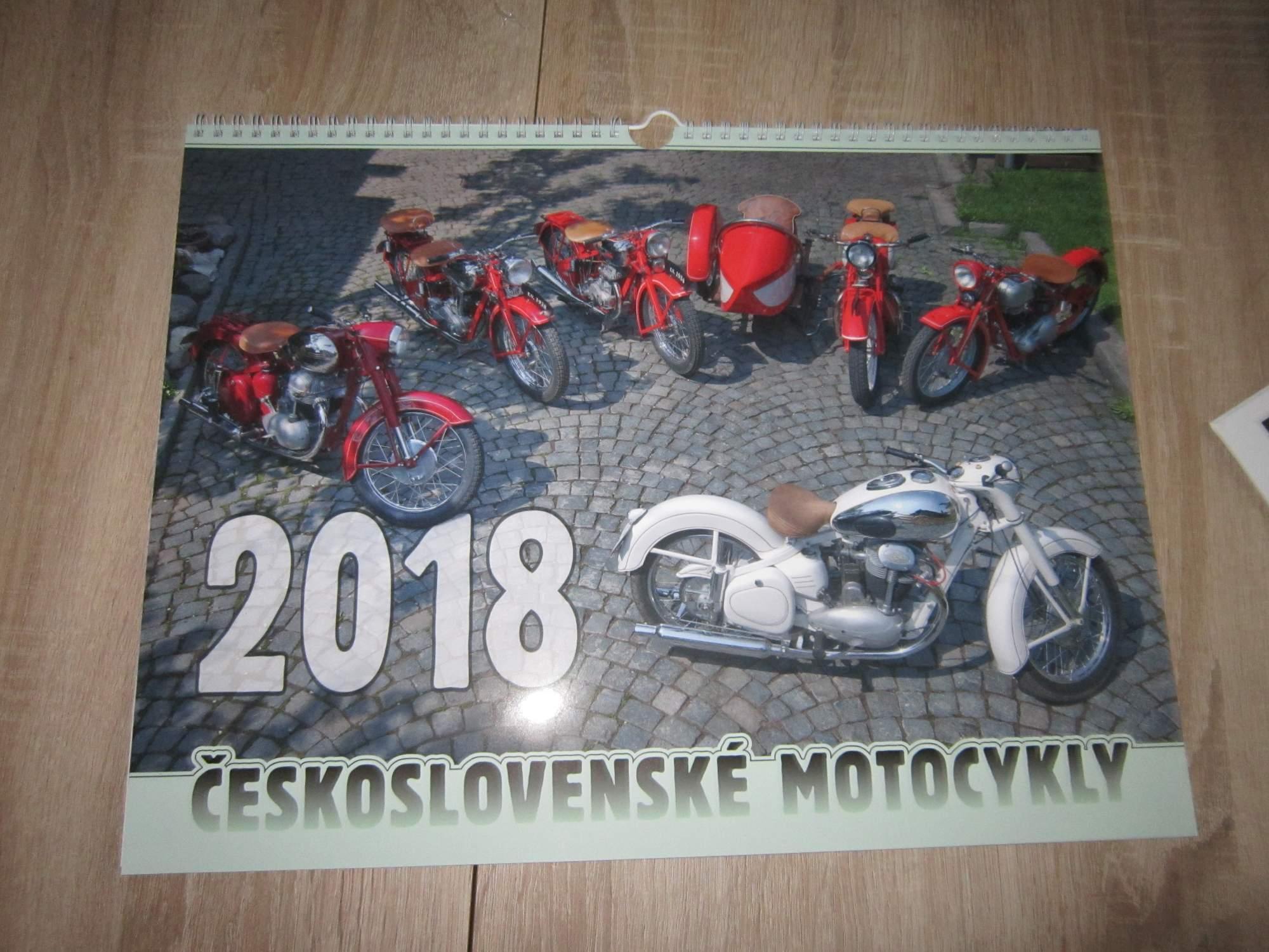 T0031 Kalendář 2018