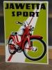 V014 Reklamní cedule Jawetta Sport