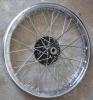 A039 Kompletní kolo zadní - ČZ 150